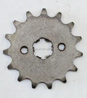 420 15 Tooth 15T Front Counter Sprocket for Pit Dirt Bike 70cc 110cc 125cc SDG SSR