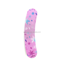 2.7 Inch professional double side custom printing emery board nail file 180 240 for give away