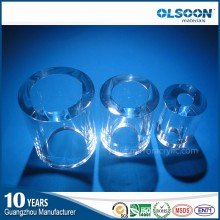 1-10mm thickness 1000mm diameter transparence acrylic tube PMMA tube