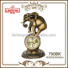 Resin retro clocks 790BK