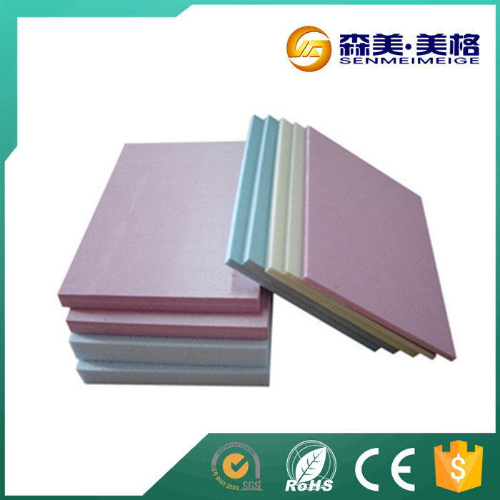 High r value extruded polystyrene insulation xps foam board price suppliers