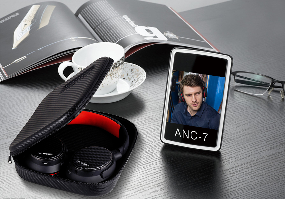 Factory wholesale wireless bluetooth headphone headset active noise cancelling made in Shenzhen