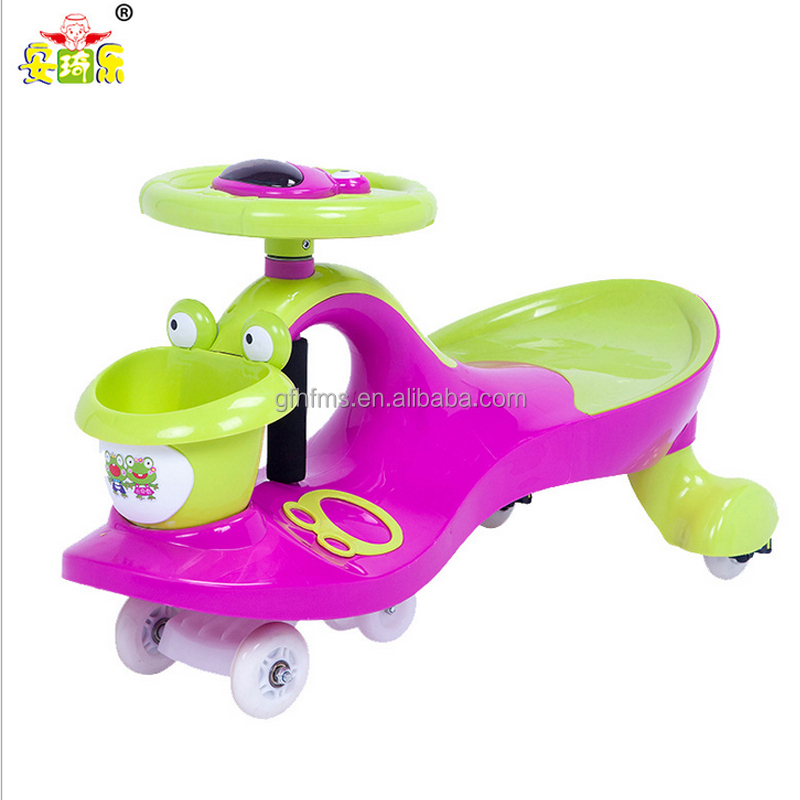 New design good quality cheap price children car/toys children twist car/plasma car