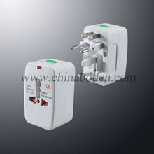 universal travel adapter with ce certificate