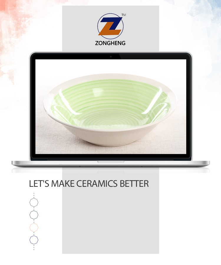China manufacturer crockery soup bowls,embossed stoneware salad bowl,wholesale ceramic bowl
