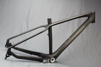 Lightest Carbon Fat Bike Snow Bicycle Frame 190mm Rear Spacer Dune Buggy Carbon Frame 12X190MM Thru Axle