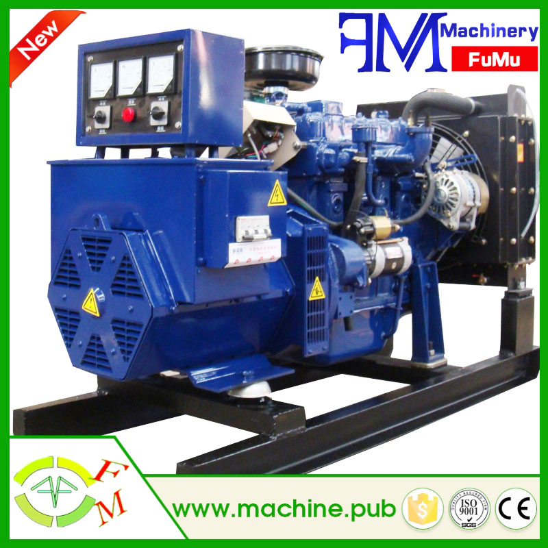Top quality 2kw diesel generator fuel consumption