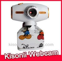 Stable quality 8 mega pixel webcam,toy webcam camera