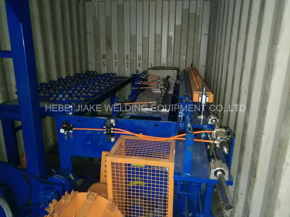 grassland farm field fence machine