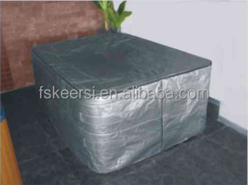 Hot Sale Square Outdoor Spa Cover Hot Tub Cover