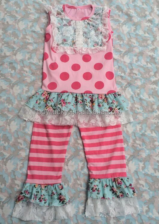 Wholesale 2016 Baby Spring Outfit Kids Clothes Set Girls ...