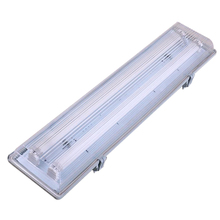 China 1.2m 4ft tri-proof led tube t8 led fixture explosion proof fluorescent light fitting
