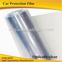car paint protection film vinyl film removeable