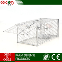Steel wire Eco-friendly feature and Trap Rat cage
