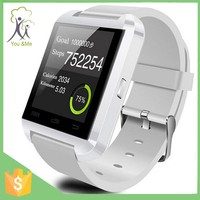 New design Bluetooth u8 smart watch cheap bluetooth bracelet smart watch