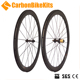 Road Bicycle Alloy Brake Surface Carbon wheel 50mm clincher