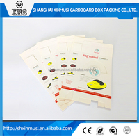 Customized Paper Box Packing For Tools Of Pet Groomer