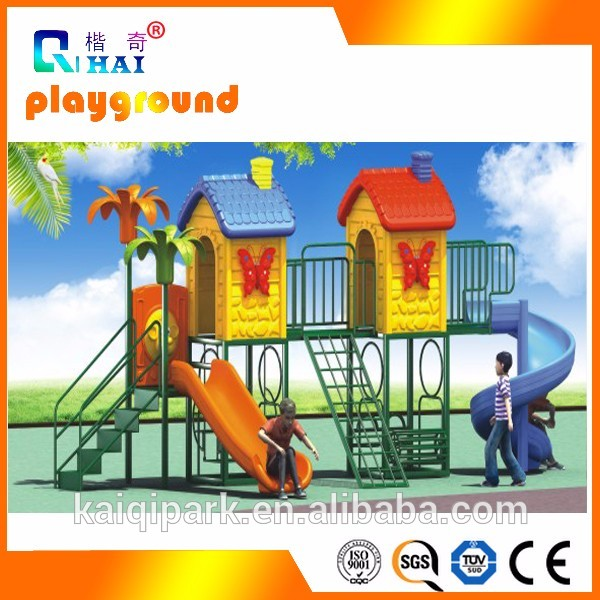 Hot selling water slide playground slides with low price