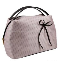 CT341 Wholesale New Arrival Ladies Hanging Bag Fashion Travel Satin Cosmetics Bag