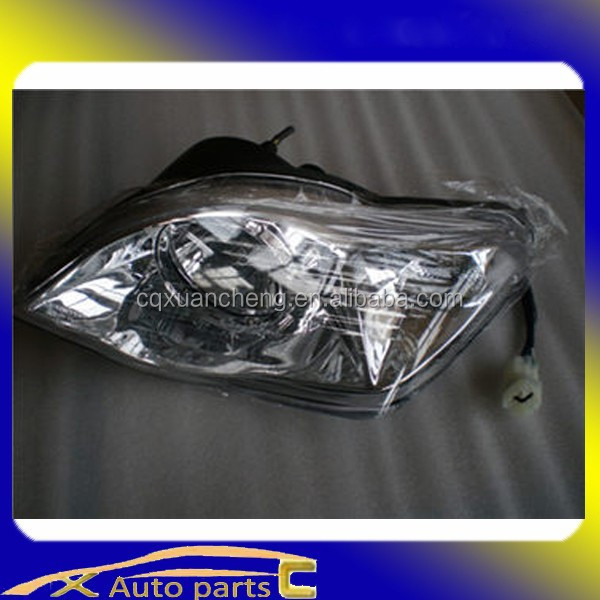 atv led light bar, atv headlight(LH) of atv spare parts for CFMOTO 500-5A,part NO.:9050-160110
