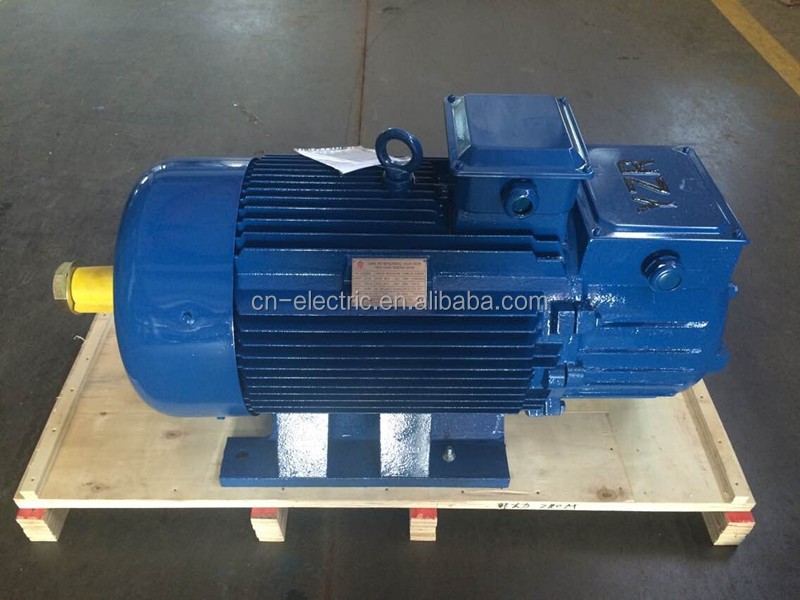 Slip Ring Motor For Crane and Metallurgical