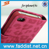New stand case for iphone 4 4s flip case