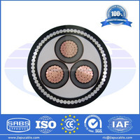 Underground Electric Cable with Al/Cu Core High Performance UG Cable 2015 HOT EXPORTNG