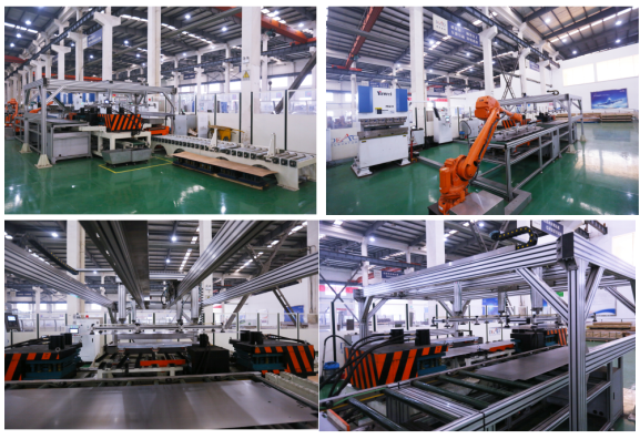Auxiliary Devices for Robotics Machine for Wholesale