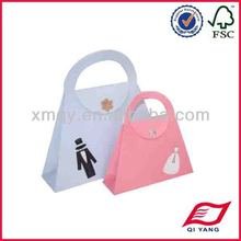 paper carry out bag/ paper decorative pattern carry bags
