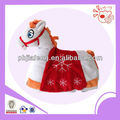 Stuffed horse bag,soft candybag