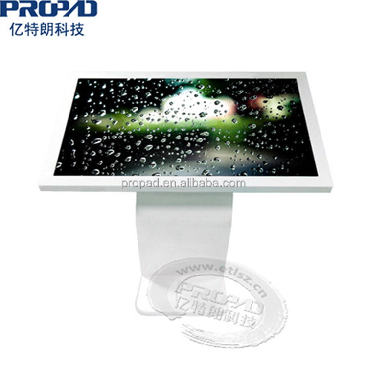 CPU I3 all in one PC full hd retail lcd touch kiosk