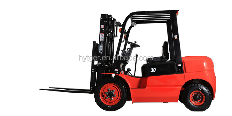 3 Ton Powerful Hydraulic Nissan Engine Diesel Forklift Truck Price