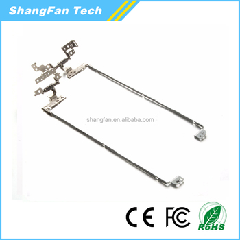 New Laptop LCD screen hinges For lenovo Z480 Z485 Left Right Screen Lcd Hinges Bracket Set