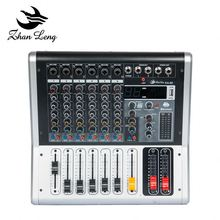 High quality professional mixer console power amplifier