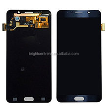 "Manufacturer Low price 3"" Qualified Shine Sensitive used mobile phone Touch screen note 5 LCD for Samsung"
