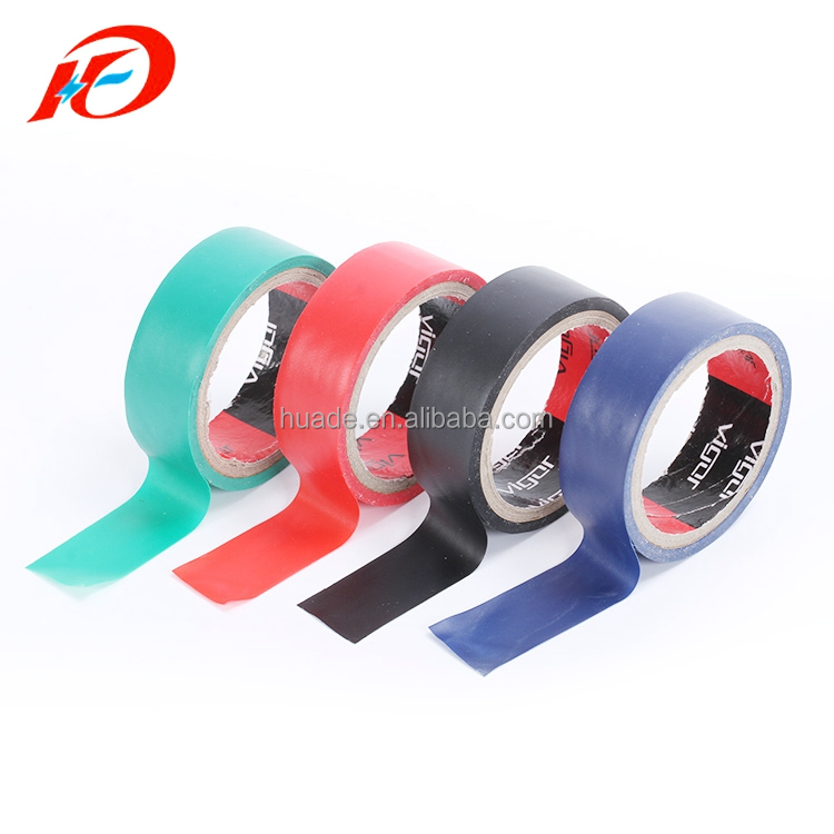 China Manufacturer high quality cheap price PVC Electrical Insulation Tape