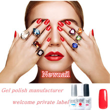Global fashion esmalte smalto di chiodo del gel private label gel uv nail polish