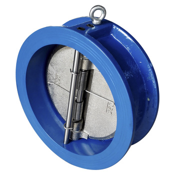 ANSI standard wafer check valve, double door