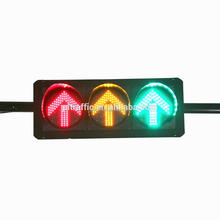 Top producer led traffic facility 300mm led traffic light dynamic pedestrian lights