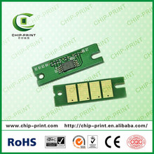 2016 hot selling for ricohs sp 112 toner reset chip