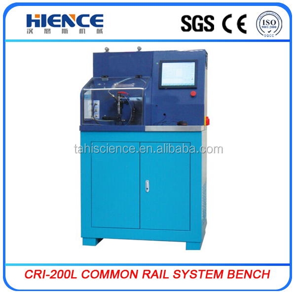 Common Rail Diesel Injector Test Bench with all data auto repair software CRI-200L with Piezo
