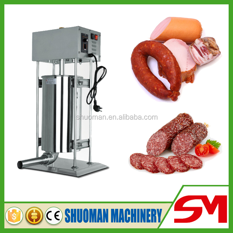 High quality food hygiene standards sausage stuffer
