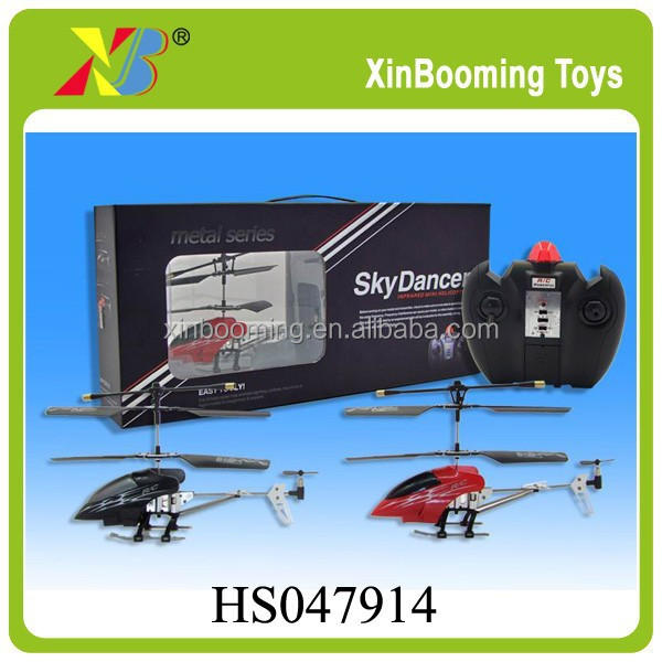 3CH Metal RC Helicopter