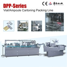 Fillig machine packaging line automatic price of carton box packing machine production line