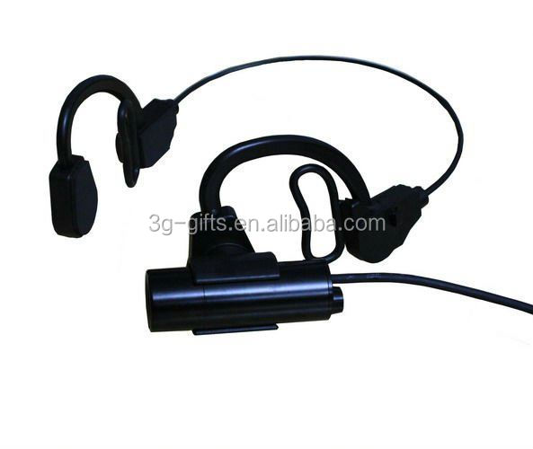 Headset Mount For Mini Bullet Camera & Lighting
