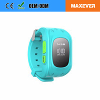 Customized Service Remote Monitoring SOS Alarm Kids Smart Watch Phone
