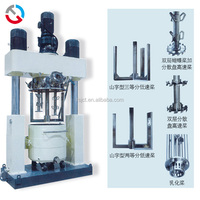 High Viscous Double Planetary glue making machine Silicone Sealant Mixer