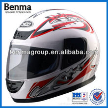 motorcycle decal helmet,double visor helmet and flit up helmet for motorcycle,funny motorcycle helmets with high quality