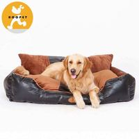 Large luxury dog sofa bed and pet accessories for sale