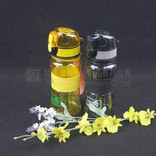 shaker bottle with straw/plastic drinking bottle/insulated water bottle